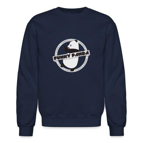 Funky Panda Logo - Unisex Crewneck Sweatshirt