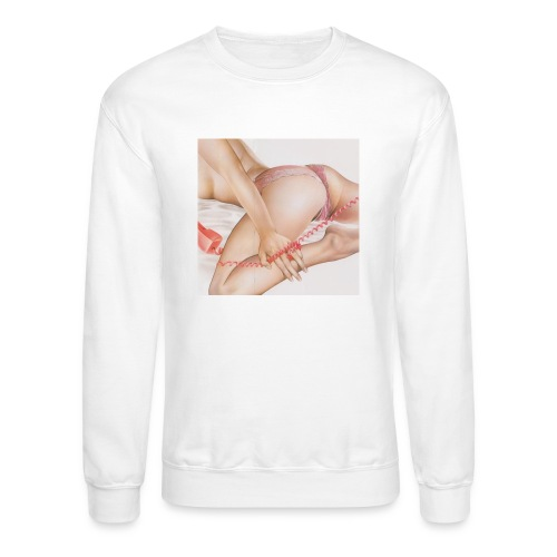 On da phone - Crewneck Sweatshirt