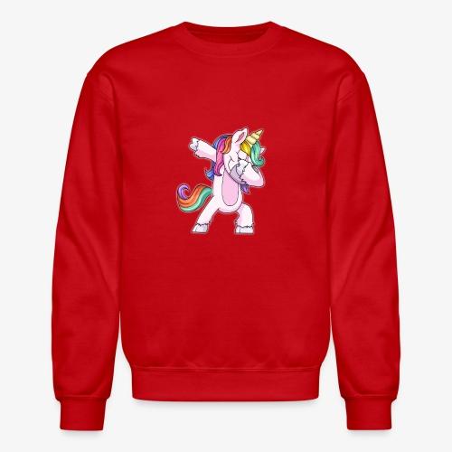 DABBING UNICORN Kid - Crewneck Sweatshirt