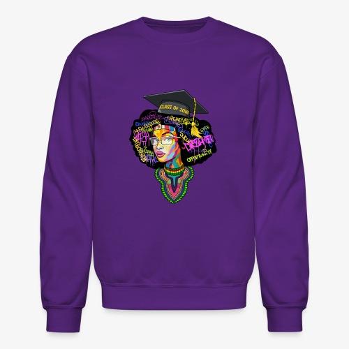 Melanin Queen Shirt - Crewneck Sweatshirt
