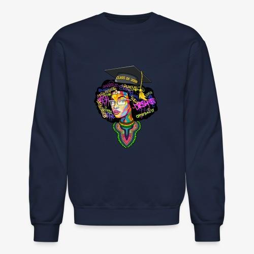 Smart Graduation Woman - Crewneck Sweatshirt