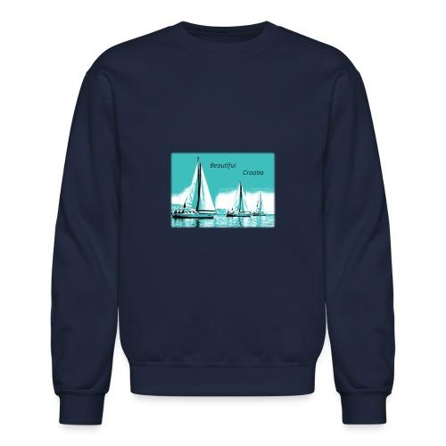 Beautiful Croatia - Crewneck Sweatshirt