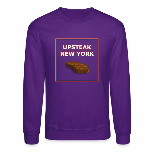 Upsteak New York | July 4 Edition - Crewneck Sweatshirt