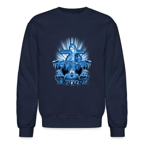 Sacred by RollinLow - Unisex Crewneck Sweatshirt