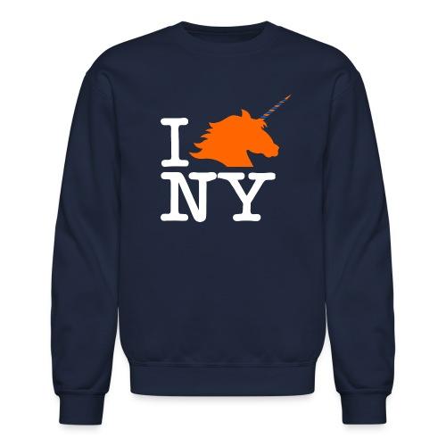 I Unicorn New York (Kristaps Porzingis) - Crewneck Sweatshirt