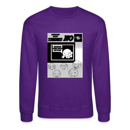 BRIGHTER SIGHT NEWS NETWORK - Crewneck Sweatshirt
