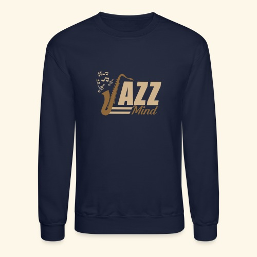 02 JAZZ MIND - Crewneck Sweatshirt