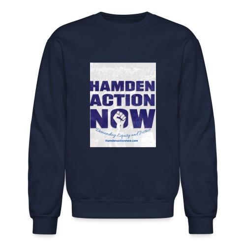 HAN Equity Justice Shirt - Unisex Crewneck Sweatshirt