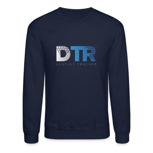 Destiny Tracker v2 Womens - Unisex Crewneck Sweatshirt