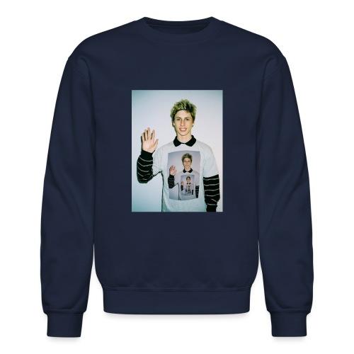 lucas vercetti - Unisex Crewneck Sweatshirt