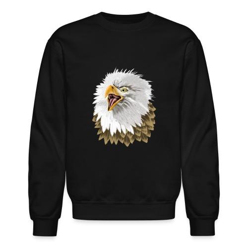 Big, Bold Eagle - Crewneck Sweatshirt