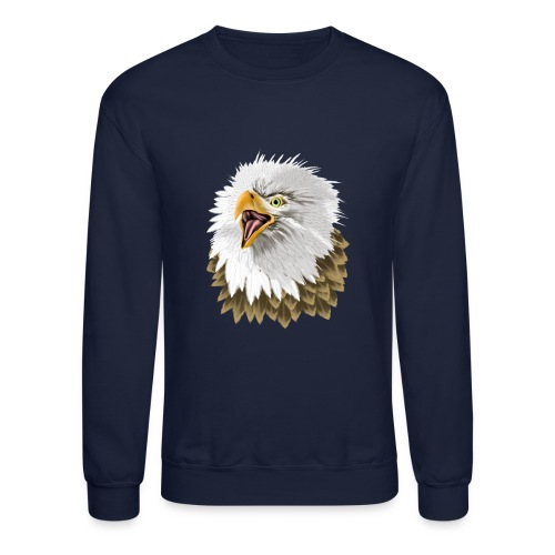 Big, Bold Eagle - Crewneck Sweatshirt