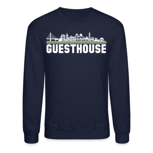 Guesthouse - Oakland Skyline - Unisex Crewneck Sweatshirt