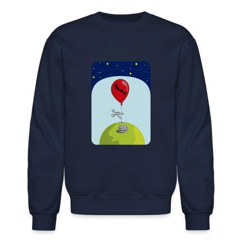 dreams balloon and society 2018 - Crewneck Sweatshirt