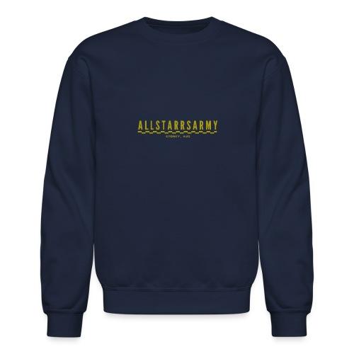 Womens AllStarrs Army Stamp Clothing - Unisex Crewneck Sweatshirt