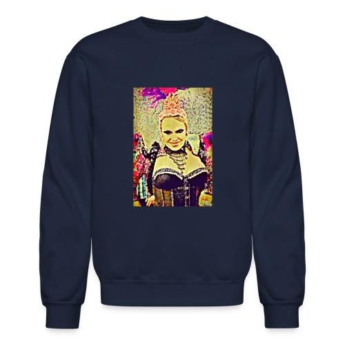 Lady in costume - Unisex Crewneck Sweatshirt