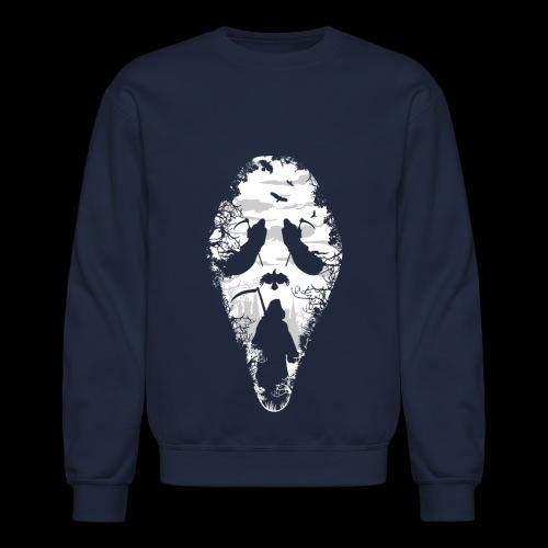 Reaper Screams | Scary Halloween - Crewneck Sweatshirt