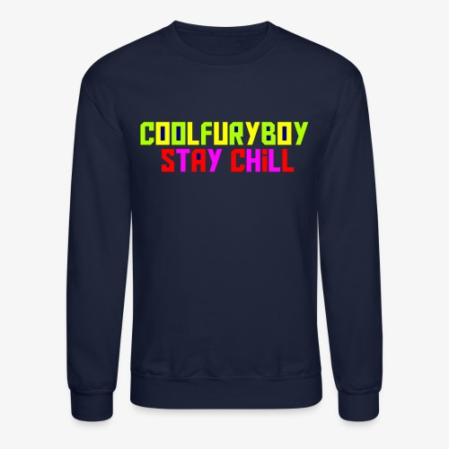 CoolFuryBoy - Crewneck Sweatshirt