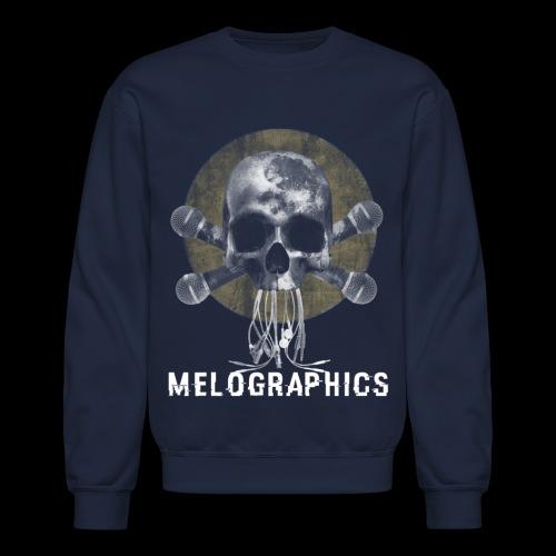 No Music Is Death - Crewneck Sweatshirt