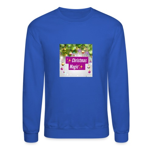 Christmas Magic - Crewneck Sweatshirt