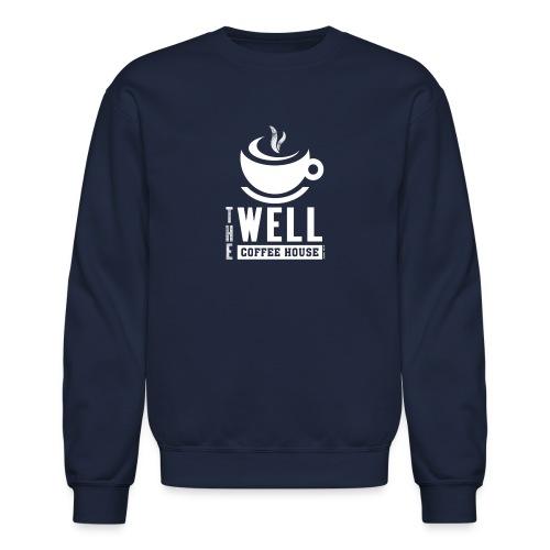 TWCH Verse White - Crewneck Sweatshirt