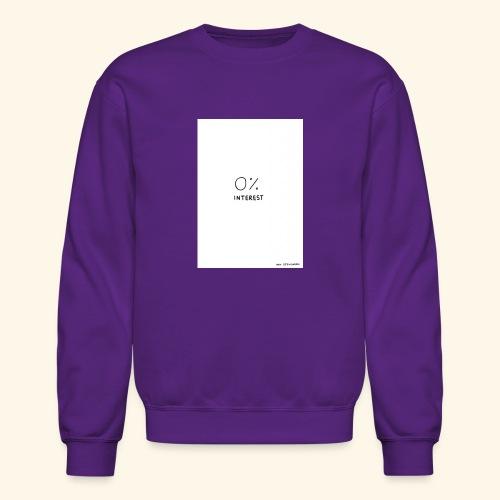 Unbothered - Crewneck Sweatshirt