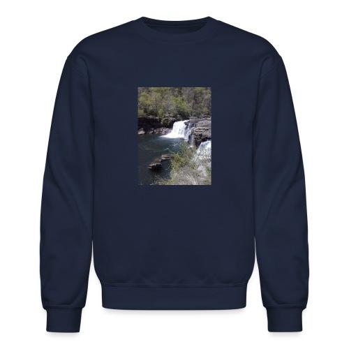 LRC waterfall - Crewneck Sweatshirt