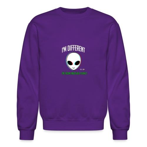 I'm different - Crewneck Sweatshirt