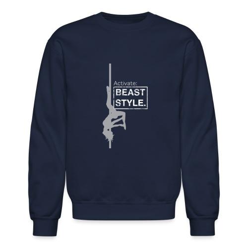 Activate: Beast Style - Crewneck Sweatshirt