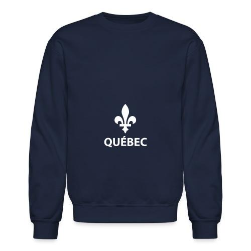 Québec - Crewneck Sweatshirt