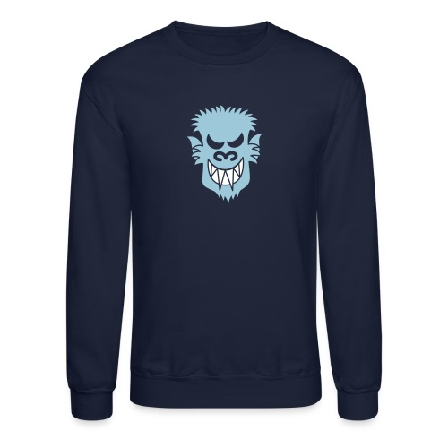 Naughty Halloween Werewolf - Crewneck Sweatshirt