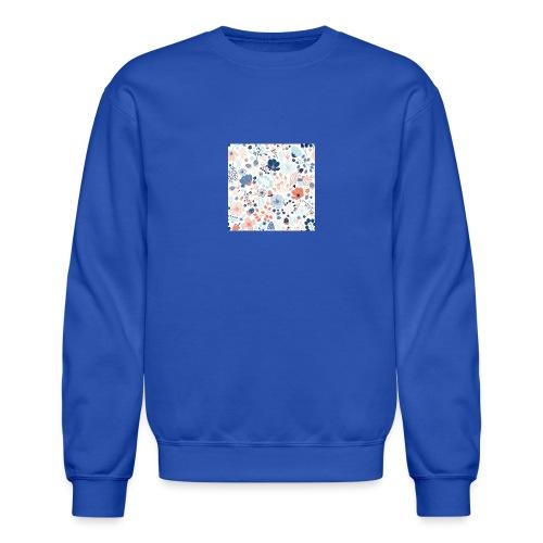 flowers - Crewneck Sweatshirt