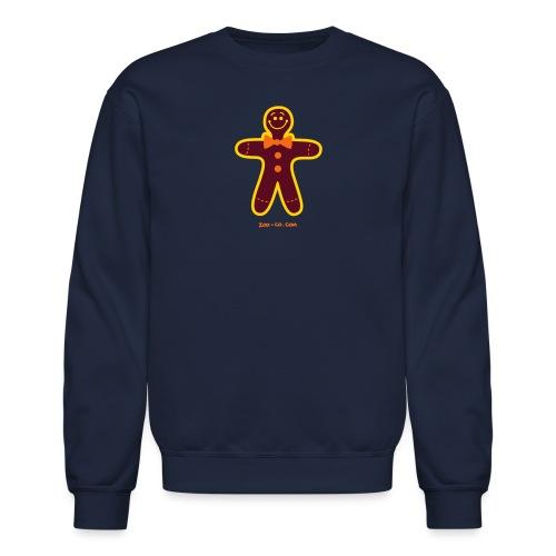 Christmas Cookie Man - Crewneck Sweatshirt