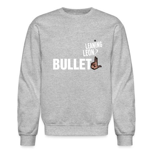 bullletgray2 - Unisex Crewneck Sweatshirt