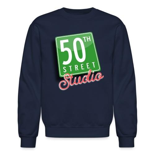 50th Street Studio LOGO - Unisex Crewneck Sweatshirt