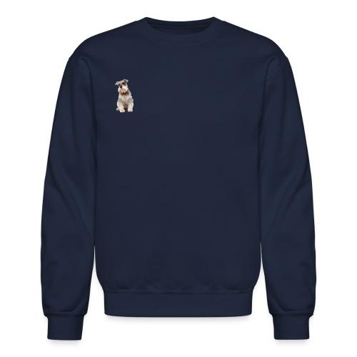 Schnauzer Merch - Unisex Crewneck Sweatshirt