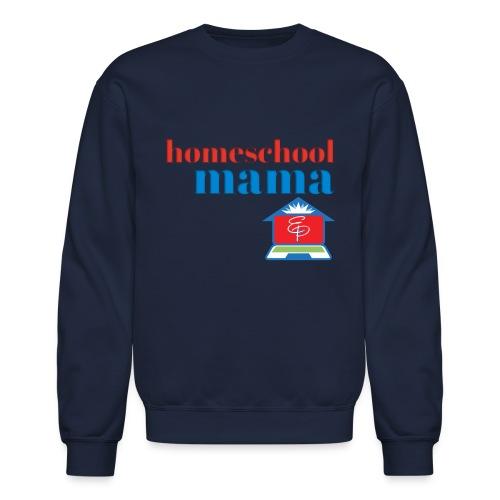 Homeschool Mama - Unisex Crewneck Sweatshirt