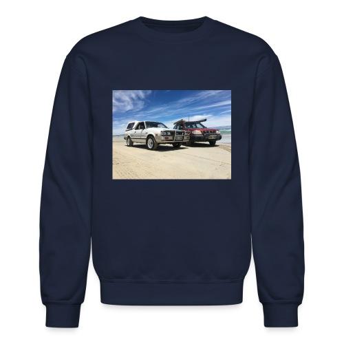 Subaru off roading - Unisex Crewneck Sweatshirt