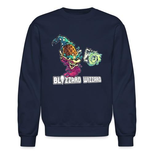 Blizzard Wizzard [Variant] - Unisex Crewneck Sweatshirt