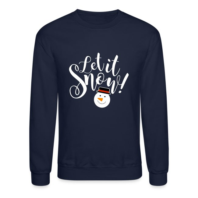 Let It Snow - Holiday Design
