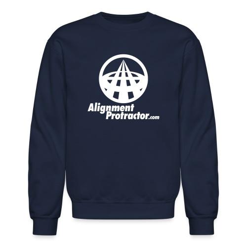 AP logo - Unisex Crewneck Sweatshirt