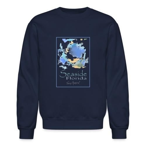 Seaside Shirt Design 5 - Unisex Crewneck Sweatshirt