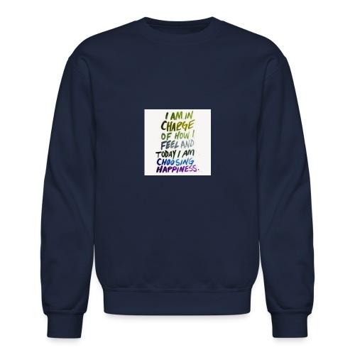 Happiness - Unisex Crewneck Sweatshirt