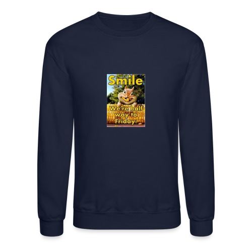 FB IMG 1612914422131 - Unisex Crewneck Sweatshirt