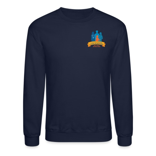 Living Rare, Living Stronger 2021 - Unisex Crewneck Sweatshirt
