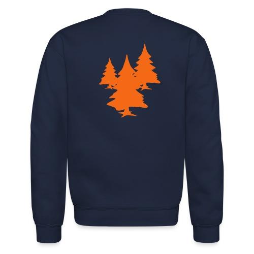 Tree Multicolour - Unisex Crewneck Sweatshirt