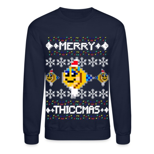 Merry Thiccmas - Crewneck Sweatshirt