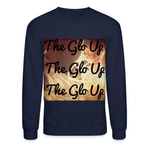Glo Up - Crewneck Sweatshirt