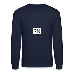 RN_Logo_small - Crewneck Sweatshirt