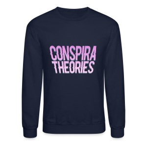 Women's - ConspiraTheories Official T-Shirt - Crewneck Sweatshirt